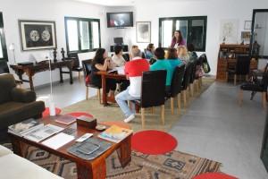 Cuarto encuentro docente A Casa F4 - 16.03.2013