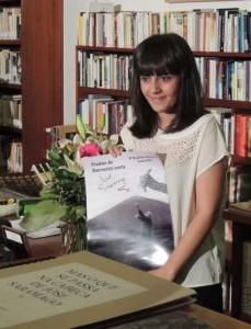 Magdalena Corujo (Escuela de Arte Pancho Lasso) Segundo premio
