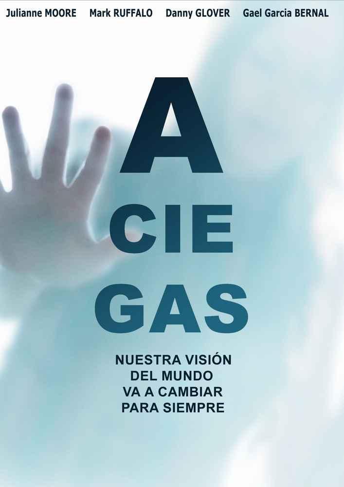 Película A Ciegas, Fernando Mirelles-José Saramago