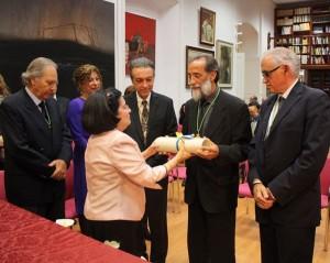 Ildefonso Aguilar - Miembro de la Real Academia de Bellas Artes