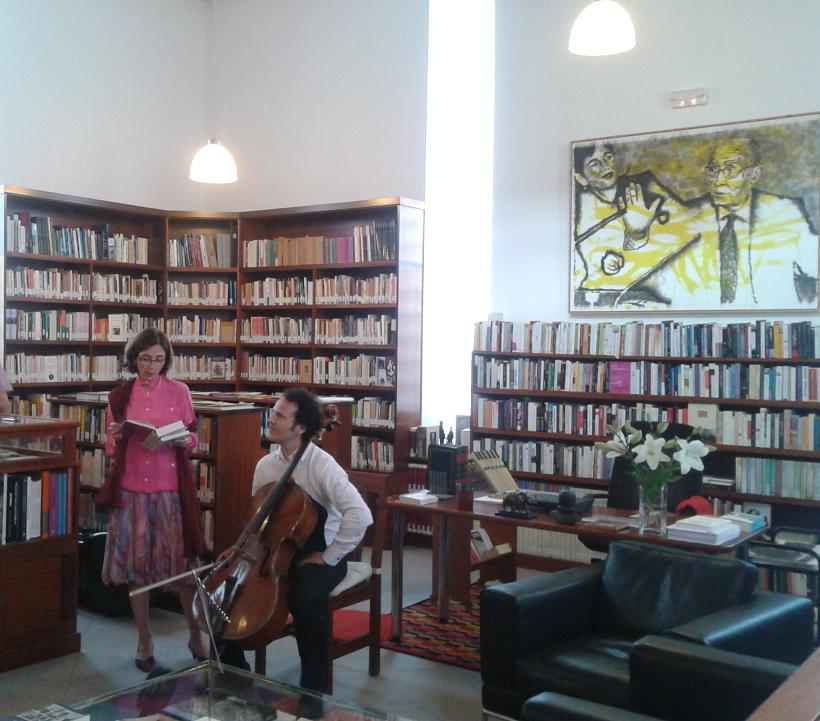 A casa jose saramago tercer aniversario fallecimiento jos for Casa piscitelli musica clasica