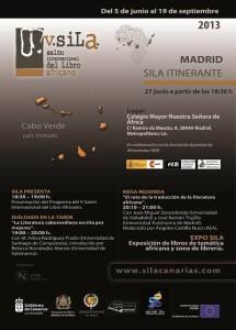 SILA ITINERANTE MADRID