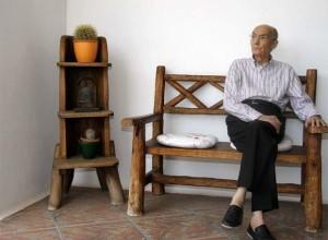 Saramago entrada A CASA