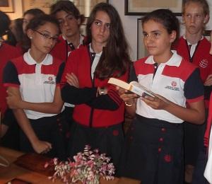 Visita Colegio Internacional 28.10.2013 - Foto 1 r