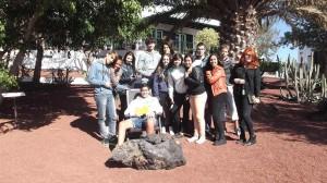 IES Las Salinas - 28.11.2013 - jardín-red.