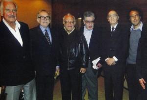 Pacheco y Saramago