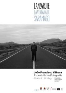 """Invitación a la inauguración de la exposición fotográfica: """"Lanzarote, la ventana de Saramago"""""""